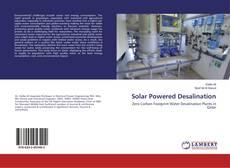 Portada del libro de Solar Powered Desalination