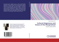 Bookcover of Cultural Hegemony and Voices of the Marginalised