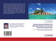 Buchcover von Ocean-based sorbents for decontamination of metal-bearing wastewaters