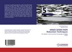 Couverture de MIMO OFDM PAPR Reduction Techniques