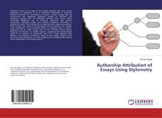 Capa do livro de Authorship Attribution of Essays Using Stylometry