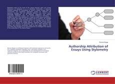 Authorship Attribution of Essays Using Stylometry的封面