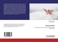Bookcover of Home birth