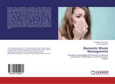Couverture de Domestic Waste Management
