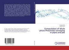 Capa do livro de Computation of dilute phase Pneumatic conveying in pipes and jets