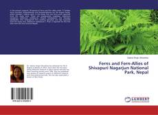Buchcover von Ferns and Fern-Allies of Shivapuri Nagarjun National Park, Nepal