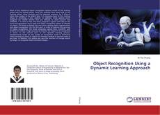 Portada del libro de Object Recognition Using a Dynamic Learning Approach