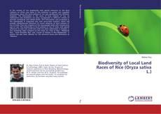 Capa do livro de Biodiversity of Local Land Races of Rice (Oryza sativa L.)