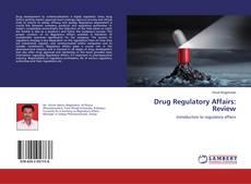 Buchcover von Drug Regulatory Affairs: Review
