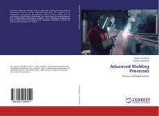 Bookcover of Advanced Welding Processes