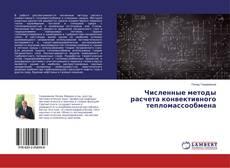 Bookcover of Численные методы расчета конвективного тепломассообмена