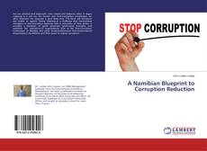 Buchcover von A Namibian Blueprint to Corruption Reduction
