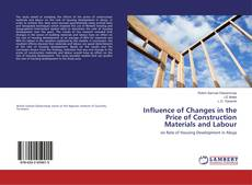 Couverture de Influence of Changes in the Price of Construction Materials and Labour