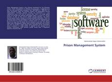 Bookcover of Prison Management System