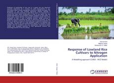 Bookcover of Response of Lowland Rice Cultivars to Nitrogen Application