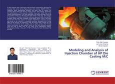 Copertina di Modeling and Analysis of Injection Chamber of HP Die Casting M/C
