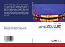Обложка Analysis of the Irish 2014 Local Government Reforms