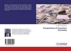Portada del libro de Perspectives of Country's Economy