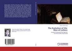 Capa do livro de The Evolution of the Man of Letters: