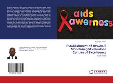 Bookcover of Establishment of HIV/AIDS Monitoring&Evaluation Centres of Excelleence