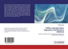 Bookcover of Offline Handwritten Signature Verification Method