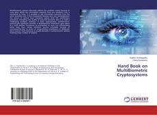 Capa do livro de Hand Book on MultiBiometric Cryptosystems
