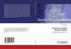 Bookcover of Corporate Social Responsibility