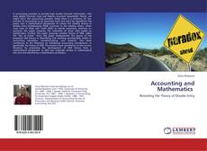 Bookcover of Accounting and Mathematics