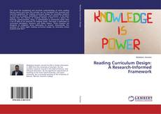 Bookcover of Reading Curriculum Design: A Research-Informed Framework