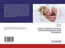 Capa do livro de Basics of Sleep & Insomnia and its Management with Shirodhara