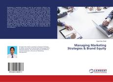 Portada del libro de Managing Marketing Strategies & Brand Equity