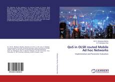 Couverture de QoS in OLSR routed Mobile Ad hoc Networks