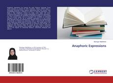 Bookcover of Anaphoric Expressions