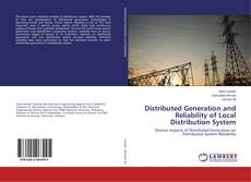 Bookcover of Distributed Generation and Reliability of Local Distribution System