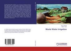 Buchcover von Waste Water Irrigation