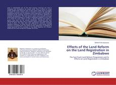 Effects of the Land Reform on the Land Registration in Zimbabwe的封面