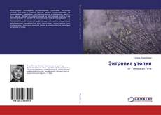 Bookcover of Энтропия утопии