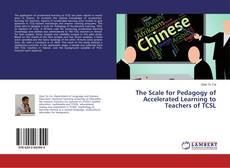 Обложка The Scale for Pedagogy of Accelerated Learning to Teachers of TCSL
