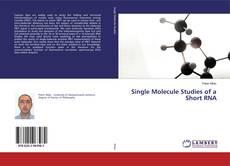 Capa do livro de Single Molecule Studies of a Short RNA