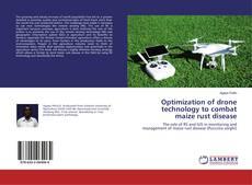 Portada del libro de Optimization of drone technology to combat maize rust disease