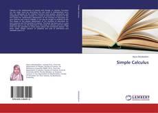 Capa do livro de Simple Calculus