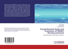 Buchcover von Comprehensive Study and Evaluation of MANET Routing protocols