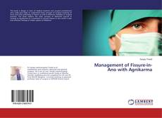 Bookcover of Management of Fissure-in-Ano with Agnikarma