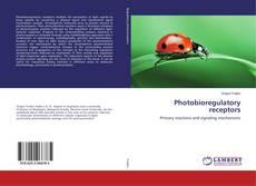 Capa do livro de Photobioregulatory receptors