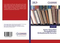 Kamu Görevlileri Perspektifinden Ombudsmanlık Kurumu kitap kapağı