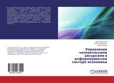 Обложка Управление человеческими ресурсами в информационном секторе экономики