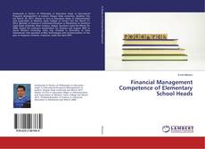 Couverture de Financial Management Competence of Elementary School Heads