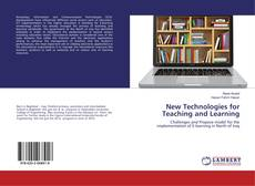 Bookcover of New Technologies for Teaching and Learning