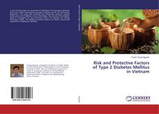 Portada del libro de Risk and Protective Factors of Type 2 Diabetes Mellitus in Vietnam