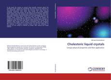 Capa do livro de Cholesteric liquid crystals